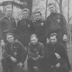 Sportsfreunde, Georg Fleischer, unten 3. von links >